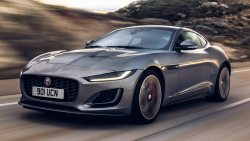 Jaguar F-Type First Edition (2020) - Creating patterns of car body and interior. Sale of templates in electronic form for cutting on pain protection film on a plotter